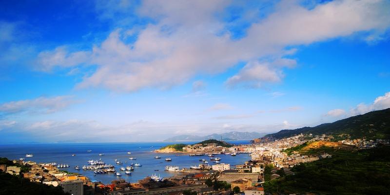霞浦旅游景点之三沙港——福建重要对台贸易港口